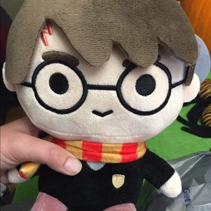 New with tags Harry Potter Plush bank